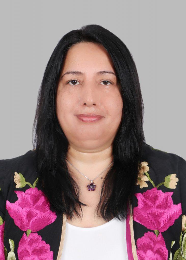 Dr. Heyam Hammad